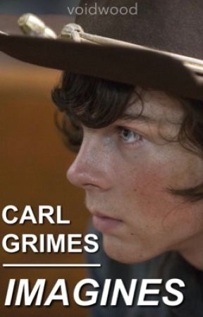 Carl Grimes Imagines by voidwood
