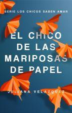 ÉL CHICO DE LAS MARIPOSAS DE PAPEL ©  by Juliana_velazquez