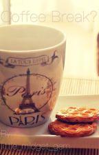 Coffee break? by little_midget_gem
