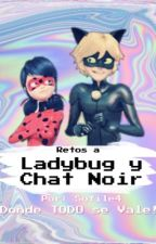 Retos a Ladybug y Chat Noir! by sofile4