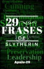 29 Frases De Slytherin by Apalu_29