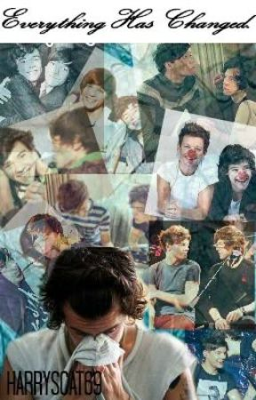 Everything Has Changed. [Larry Stylinson] {Completed} by larrywanks