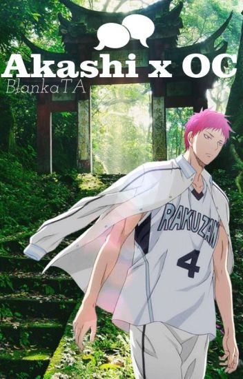 Akashi x OC ~ Zamiłowanie do nożyczek