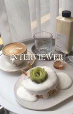 interviewer   hoseok by cyphertori