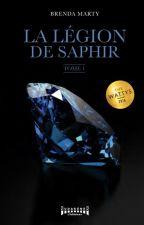 💎La Légion de Saphir ( Disponible en papier ) by brendamarty