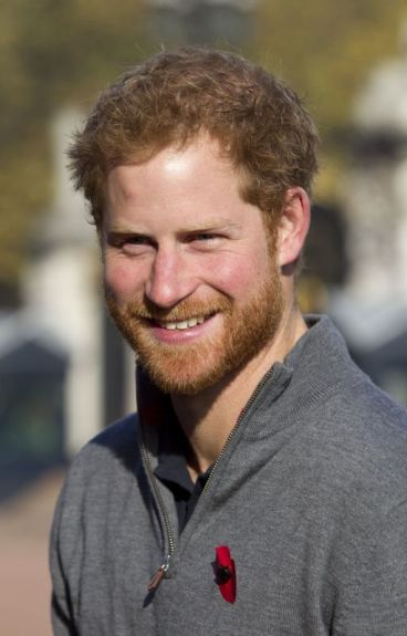The Crown (Prince Harry fanfic #5)