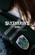 Slytherin's Girl by ayemattchew