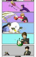 Gintama Pairing by Kagura16