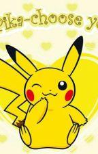Pokemon X Reader by Chiboprincess