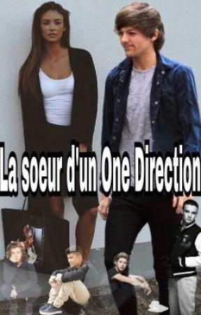 La sœur d'un One Direction[TERMINÉ] by AnSoph91