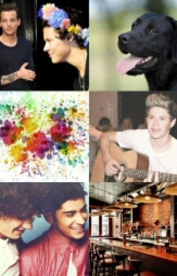 Color my world || Larry Stylinson || OS