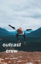outcast crew ♡ cashton/muke by -michaelsmigraines