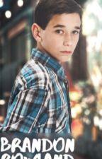 Him. A Brandon Rowland fanfic! by rorieschmidt12