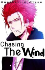 chasing the wind || Mikoto Suoh || K-Project  by Breadstick_Otaku
