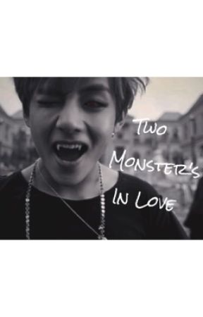 Two Monster's In Love (Kim Taehyung Love Story) by SeBooBoo