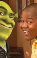 Shrek X Corey  by woahsnapitsaudrey