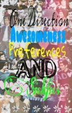 One Direction Awesomeness, Preferences And Sickfics by RIPPaulWalker12