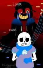 Tangled Up (Error Sans X Underswap Sans) by gonnakillmyself01