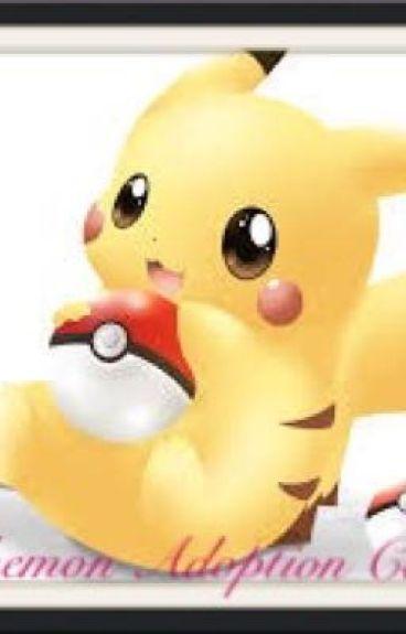 Pokemon Adoption Center
