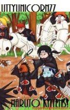 Naruto Kittens?! by SluttyUNICORNZZ