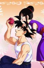 Goku&Milk el comienzo del amor by SonMilk6