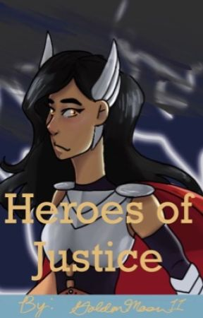 Heroes of Justice (MyStreet X SMD) by GoldenMoon11