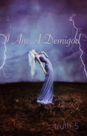 I Am A Demigod {Nico di Angelo fanfic} (Percy Jackson) [ON