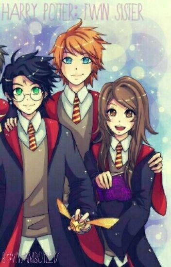 Harry Potter: Twin Sister - maddiwasneverhere - Wattpad
