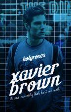 Xavier Brown by holyroses