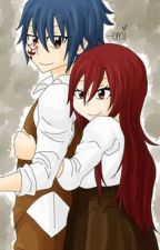 {fanfic} Hight School Fairy TailCouple Jerza (erza X Jellal) by phungcao003