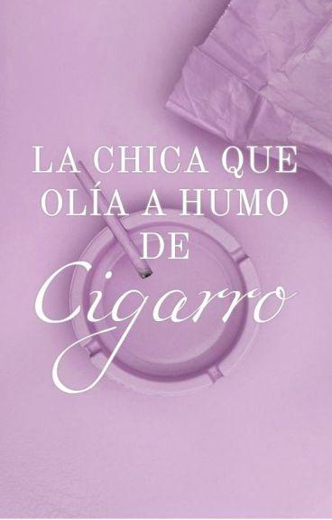 La chica que olía a humo de cigarro