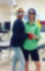 Propaganda by thebookwormian