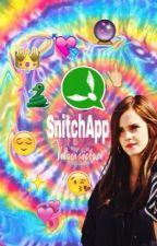 SnitchApp | Dramione Chat  by Velociraptori