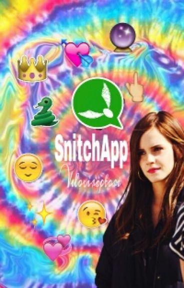 SnitchApp   Dramione Chat