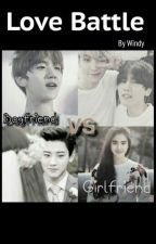Love Battle {Girlfriend Vs Boyfriend} by Pluto_9