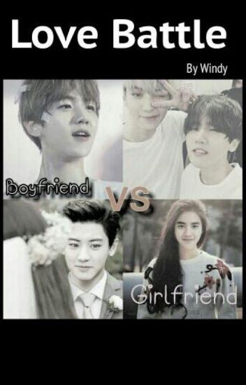 Love Battle {Girlfriend Vs Boyfriend}