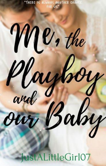 You're a DADDY, Mr. Playboy!