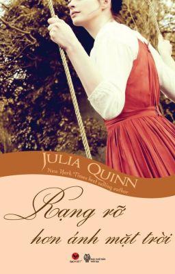 Rạng rỡ hơn ánh mặt trời - Julia Quinn