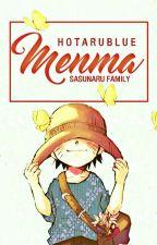 Menma (SasuNaru Oneshot) by HotaruBlUee