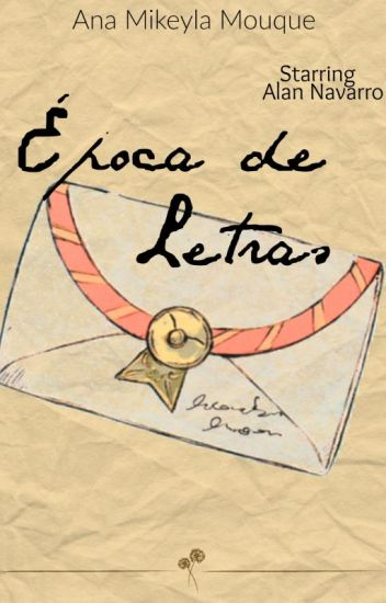 Época de letras | Alan Navarro.