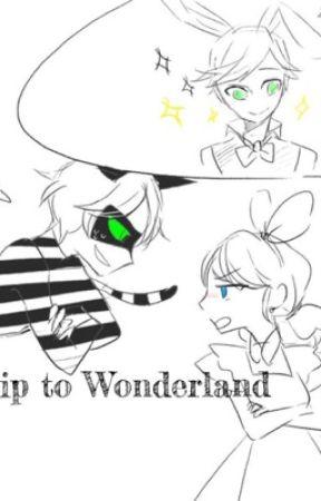 A Trip To Wonderland by TheLadyInRedAndBlack