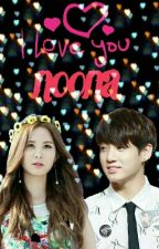 I LOVE YOU NOONA by taetaekuk