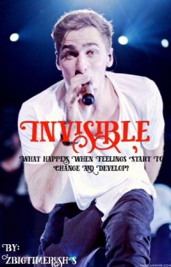 Invisible (A Kendall Schmidt Fanfiction)