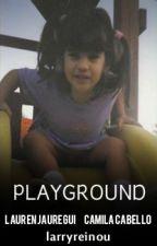 Playground ➸ Camren by larryreinou