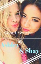 Những mẩu chuyện ngắn của Ashley và Shay by tracythefangirl