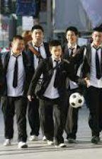My Classmate Gangsters by Rioluigiwahyudi