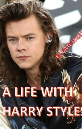 I'm Harry Styles - A Life With HS by kate1d222
