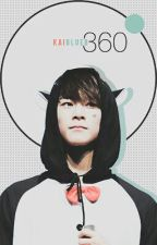 360° [ASTRO MoonBin] by KaiBlue8
