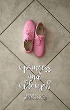 A Princess And A Blowjob // muke smut by xunpodipayne