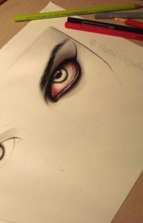 Pale Eyes by iErrored
